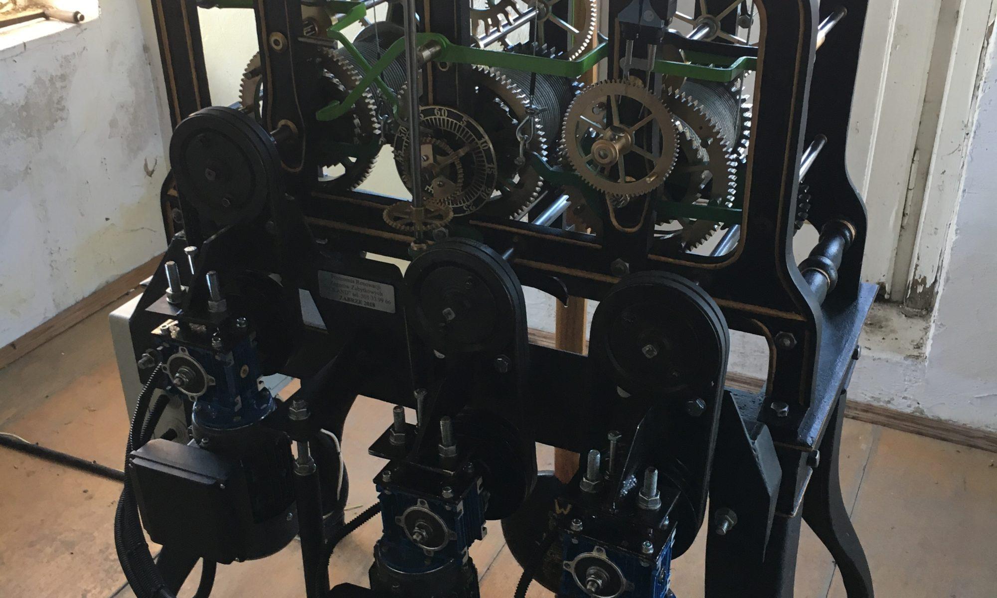adaptacja automatycznego naciągu