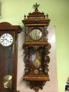 naprawa zegarów ściennych