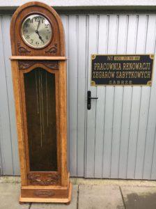 naprawa dużych zegarów Kraków
